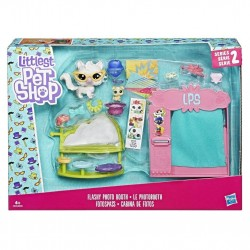 Littlest Pet Shop Flashy Photo Booth