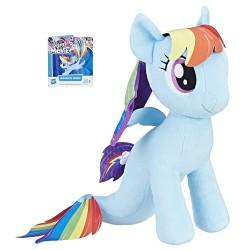 My Little Pony the Movie Rainbow Dash-Pony Cuddly Plush