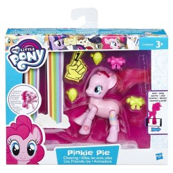 My Little Pony Friendship is Magic Pinkie Pie Cheering