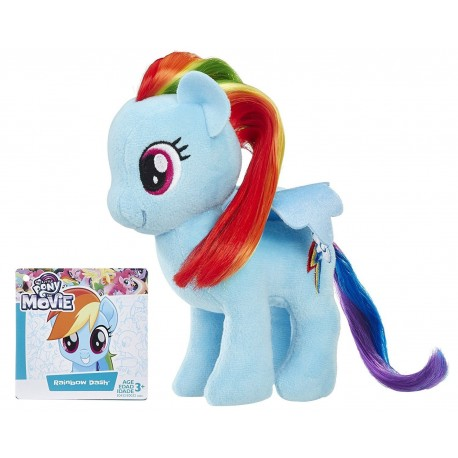 My Little Pony:The Movie Rainbow Dash Small Plush