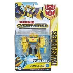 Transformers Cyberverse Warrior Class Bumblebee