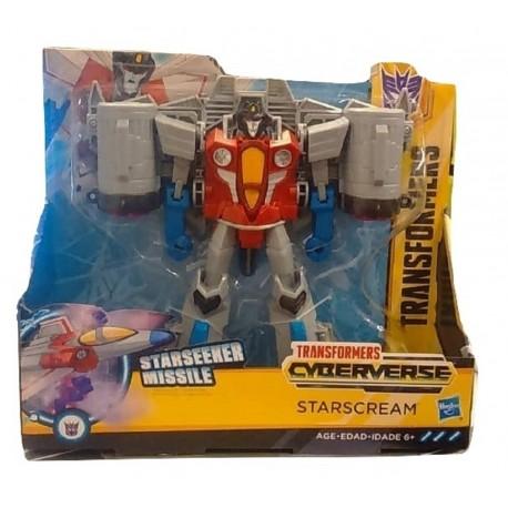 Transformers Cyberverse Ultra Class Starscream