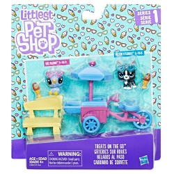 Littlest Pet Shop Treats on the Go