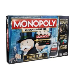 Monopoly Games-Ultimate Banking Edition