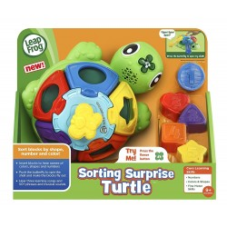 LeapFrog Sorting Surprise Turtle (9 - 36 months)