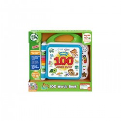 LeapFrog Learning Friends 100 Words Book (18 - 48 months)