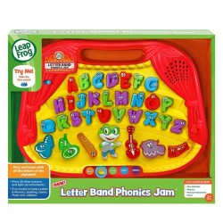 LeapFrog Letter Band Phonics Jam (2 - 6 yrs)