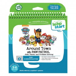 LeapFrog LeapStart Around Town with Paw Patrol (3 - 6 yrs)