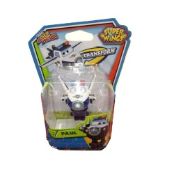Super Wings Mini Change 'Em Up! - Paul
