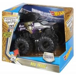 Hot Wheels Monster Jam Rev Tredz Mohawk Warrior Vehicle