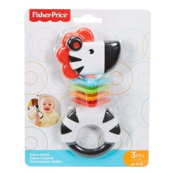 Fisher-Price Zebra Rattle (3 - 18 months)