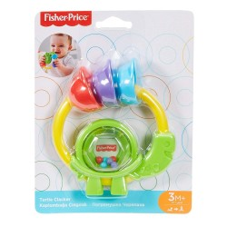 Fisher-Price Turtle Clacker (3 - 18 months)