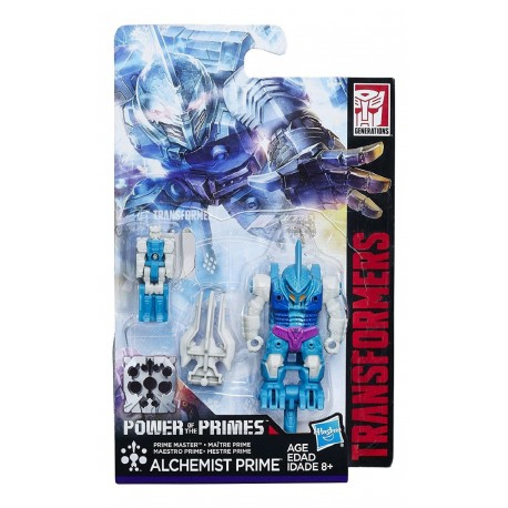 Transformers Generations Power of the Primes Alchemist Prime Master