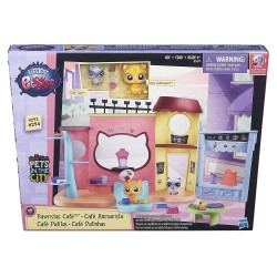 Littlest Pet Shop Apristas Cafe