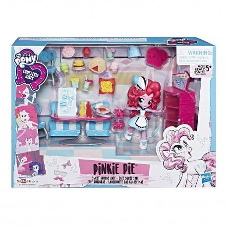 My Little Pony Equestria Girls Pinkie Pie Sweet Snacks Cafe