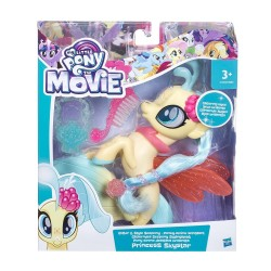 My Little Pony the Movie Glitter & Style Seapony Princess Skystar