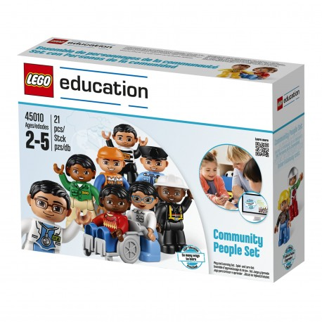 LEGO Education 45010 Community People Set