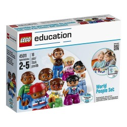 LEGO Education 45011 World People Set