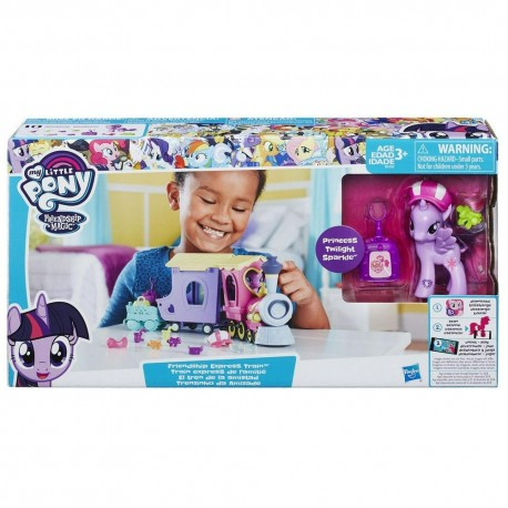 My Little Pony Friendship is Magic Friendship Express Train