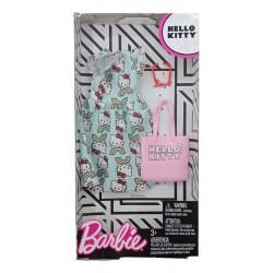 Barbie Hello Kitty Mint Green Dress Fashion