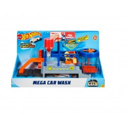 Hot Wheels Mega Car Wash