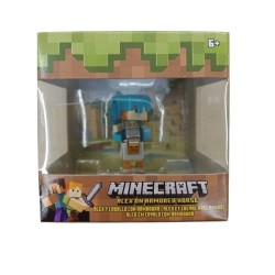 Minecraft Deluxe Alex On Armored Horse
