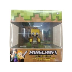 Minecraft Deluxe Steve On Donkey