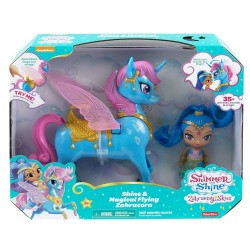 Shimmer and Shine Shine & Magical Flying Zahracorn