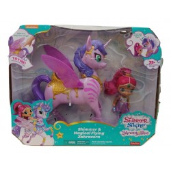 Shimmer and Shine Shimmer & Magical Flying Zahracorn