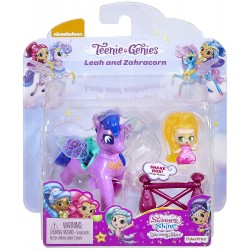 Shimmer and Shine Teenie Genies Leah and Zahracorn