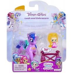 Shimmer and Shine Teenie Genies Leah and Zahracorn