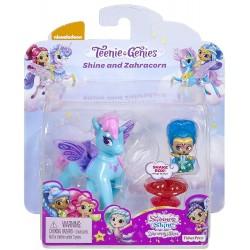 Shimmer and Shine Teenie Genies Shine and Zahracorn