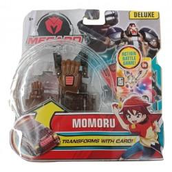 Turning Mecard Momoru Deluxe Mecardimal Figure