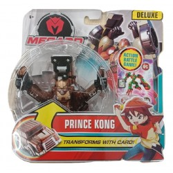 Turning Mecard Prince Kong Deluxe Mecardimal Figure