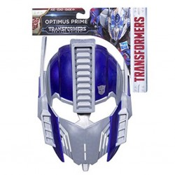 Transformers: Bumblebee - The Last Knight Optimus Prime Mask
