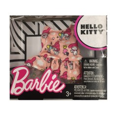 Barbie Hello Kitty Fashion Top 12