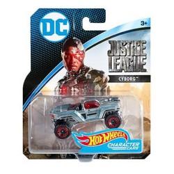 Hot Wheels DC Cyborg Vehicle
