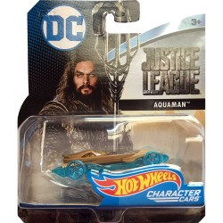 Hot Wheels DC Justice League Aquaman Vehicle