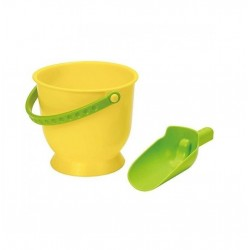 Hape Scoop & Pail Sand And Beach Toy Set