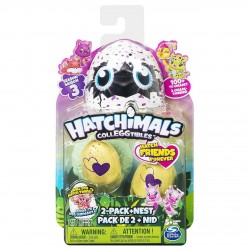 Hatchimals CollEGGtibles Series 3 2 Pack + Nest
