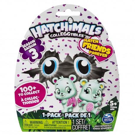 Hatchimals CollEGGtibles Series 3 1 Pack Asst
