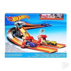 Hot Wheels Mega Rally Trackset