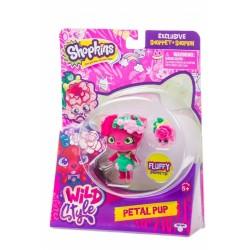 Shopkins Shoppies Wild Style Petal Pup Doll
