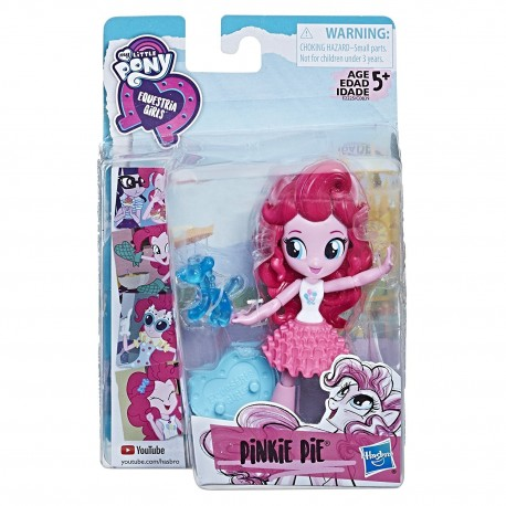My Little Pony Equestria Girls Theme Park Collection Pinkie Pie
