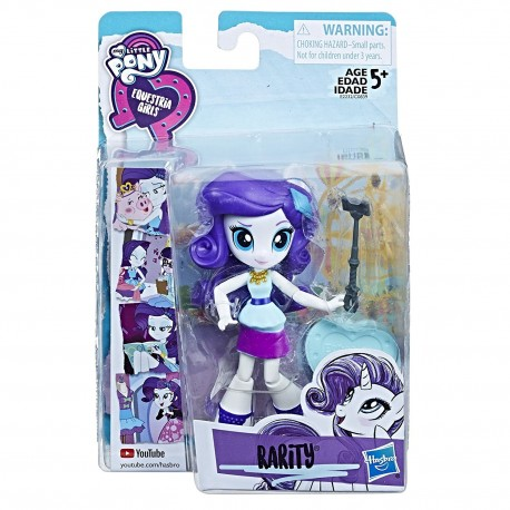 My Little Pony Equestria Girls Theme Park Collection Rarity