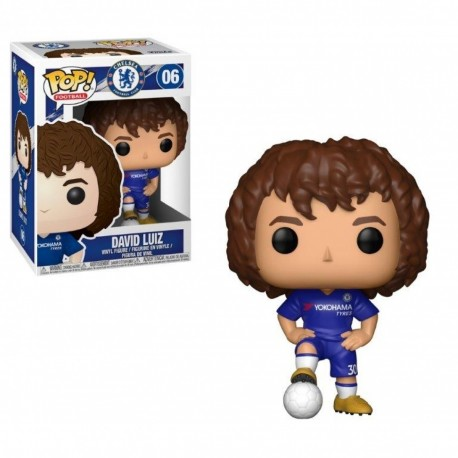 Funko Pop! EPL Football 6: Chelsea - David Luiz