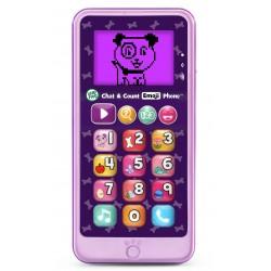LeapFrog Chat & Count Emoji Phone - Violet (18-48 Months)