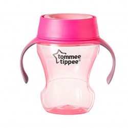 Tommee Tippee Meal Time Trainer Cup 230ml - Pink