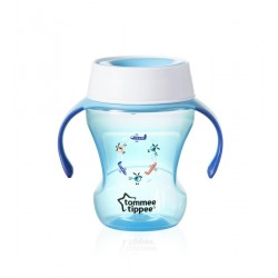 Tommee Tippee Meal Time Trainer Cup 230ml - Blue