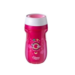 Tommee Tippee Insulated 360 Cup 260ml - Pink